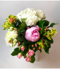 GARDEN pastel flowers