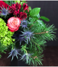 Christmas-flower-bouquet