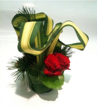 CHRISTMAS FLOWERS N23