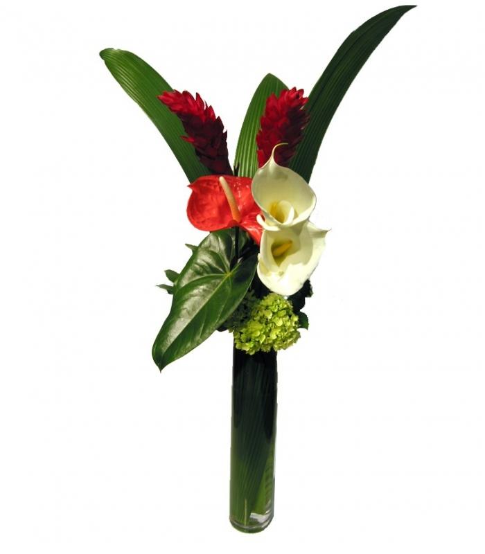 Bouquet saint valentin exotique fleuristemontreal for Bouquet st valentin pas cher