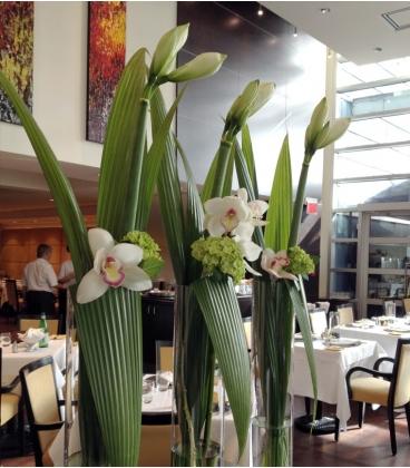 Flowers Renoir Restaurant