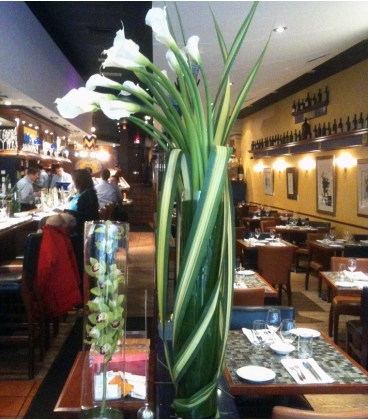 Flowers Ferreira Cafe restaurant