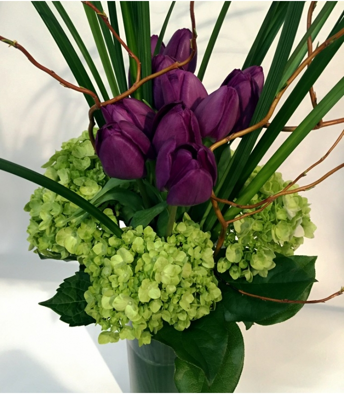 Bouquets de tulipes bouquets de tulipes bouquet de for Livraison fleurs rennes