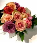 LONG COLOR ROSES MOTHER'S DAY 5500-M