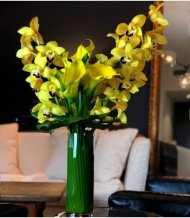 orchids bouquet
