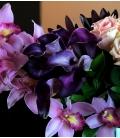 bouquet callas lilies